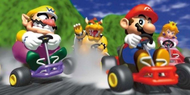 Mario Kart un succès sur n'importe quelle console