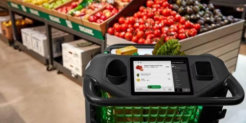 Nouvelle génération d'achats: Amazon présente Amazon DashCart