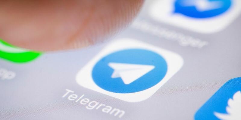 Nouveaux profils sur Telegram