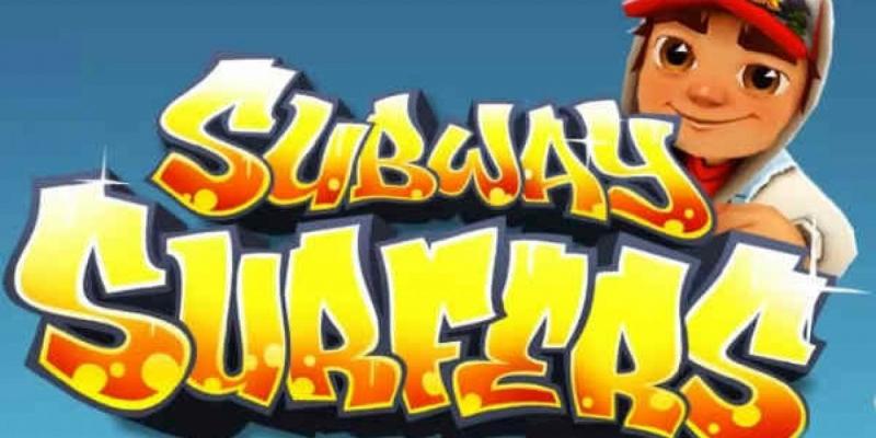 Subway Surfers crée une gamme complète de produits