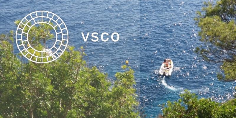 VSCO parmi les meilleurs éditeurs de photos mobiles
